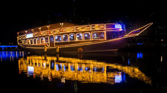 Itinerary Day 1 Dhow Cruise Dubai Package
