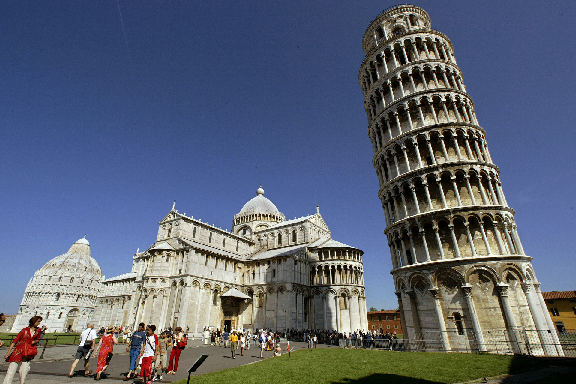 Leaning Tower Of Pisa - European Tour Package